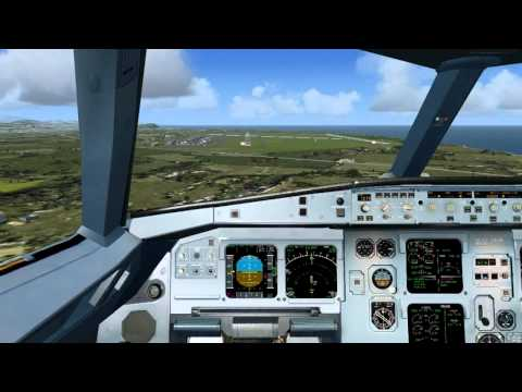 How To Fly The Airbus A320 on FSX