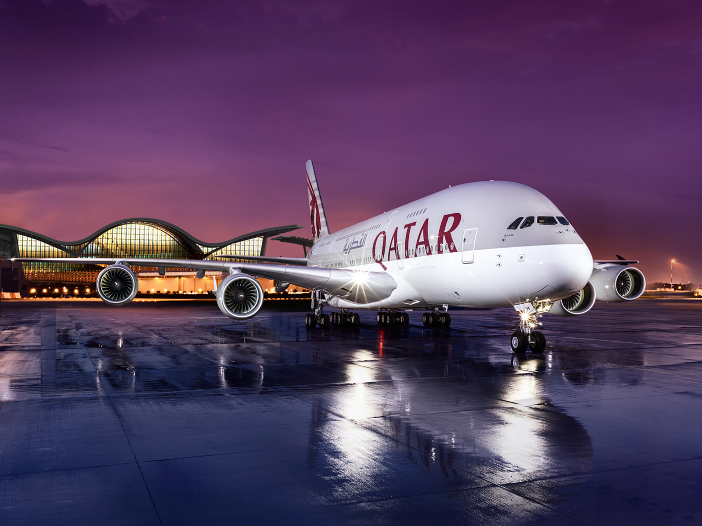 Qatar Airways is recruiting again