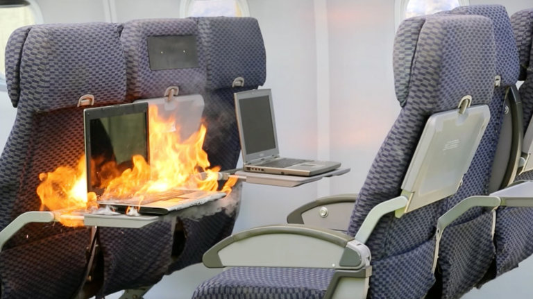 Management of Inflight Fires