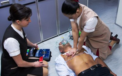 Aviation Medicine and Advanced First Aid (Part 3)