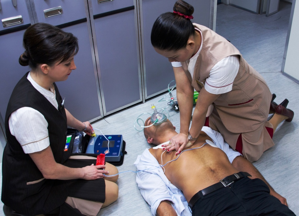 a—Galley—CPR-and-Automated-External-Defibrillator