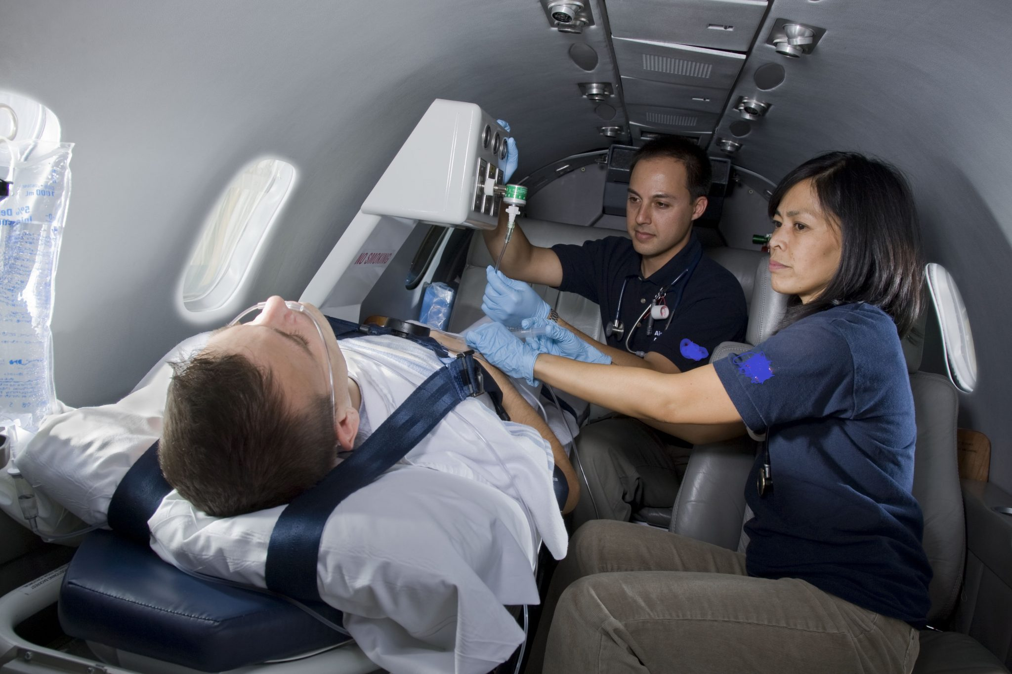 Aviation Medicine and Advanced First Aid (Part 1)