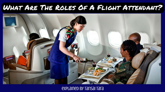 What Are Roles Of A Flight Attendant