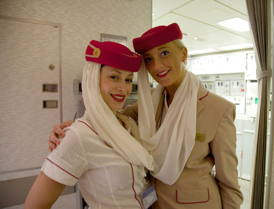 Advantages of becoming cabin crew