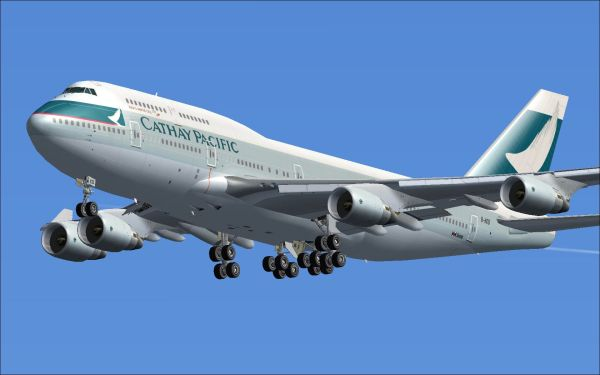 cathay pacific yadley