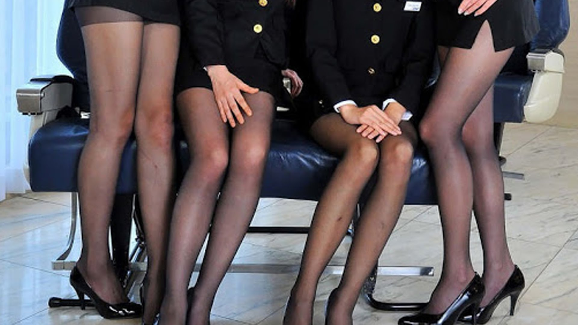 Most beautiful Flight Attendants